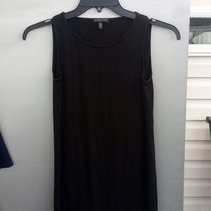 Eileen Fisher Petite Size Sleeveless T Shirt Dress